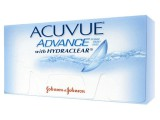 ACUVUE ADVANCE (Johnson & Johnson) 6 линз в упаковке